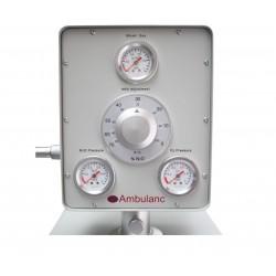 Urządzenie mieszkający tlen z podtlenkiem azotu - AII 5000B+